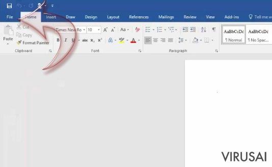 Windows ve Mac OS X'te makroları nasıl kapatabilirsiniz?