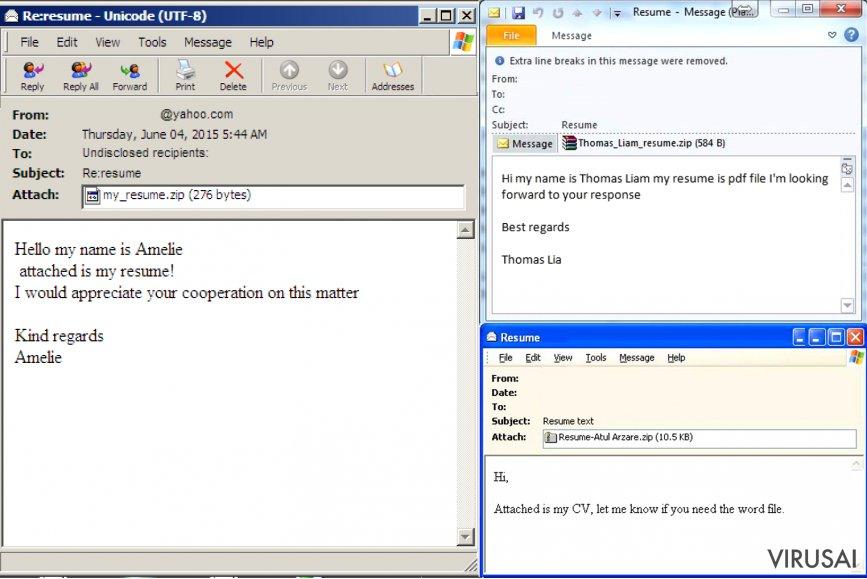 Bir e-postaya virüs bulaştığı nasıl anlaşılır? bellek kopyası