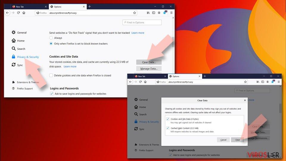 Mozilla Firefox Yeniden Yükleme