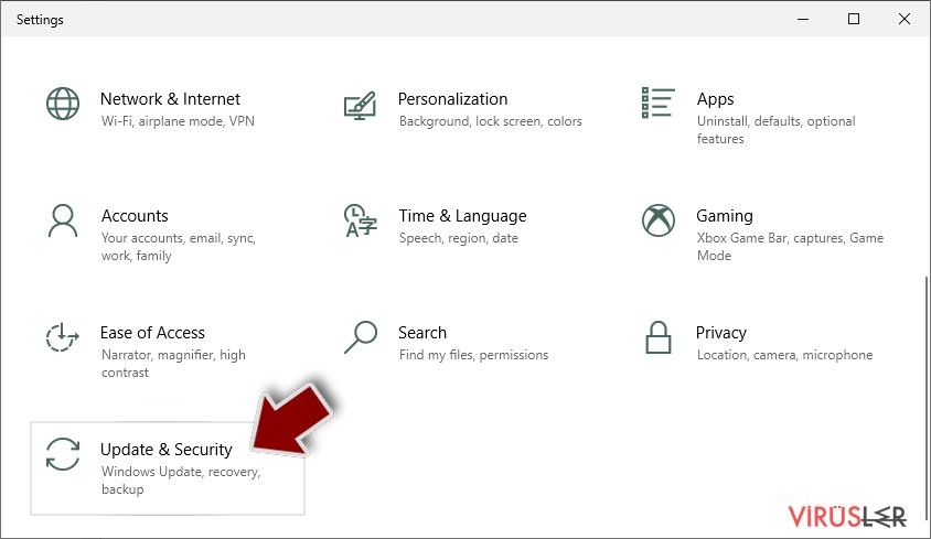 Fidye yazılımlar : Güvenli Mod ile Fidye Yazılımlardan Manuel Kurtulma