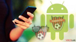 iki Android uygulamasında Cerber fidye notu tespit edildi
