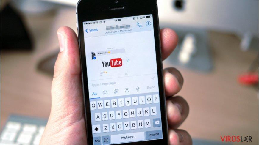 Yeni Facebook Messenger virüsü saldırısı sahte ve video linkleri göndermekte