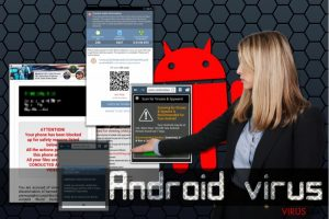 Android virüsü