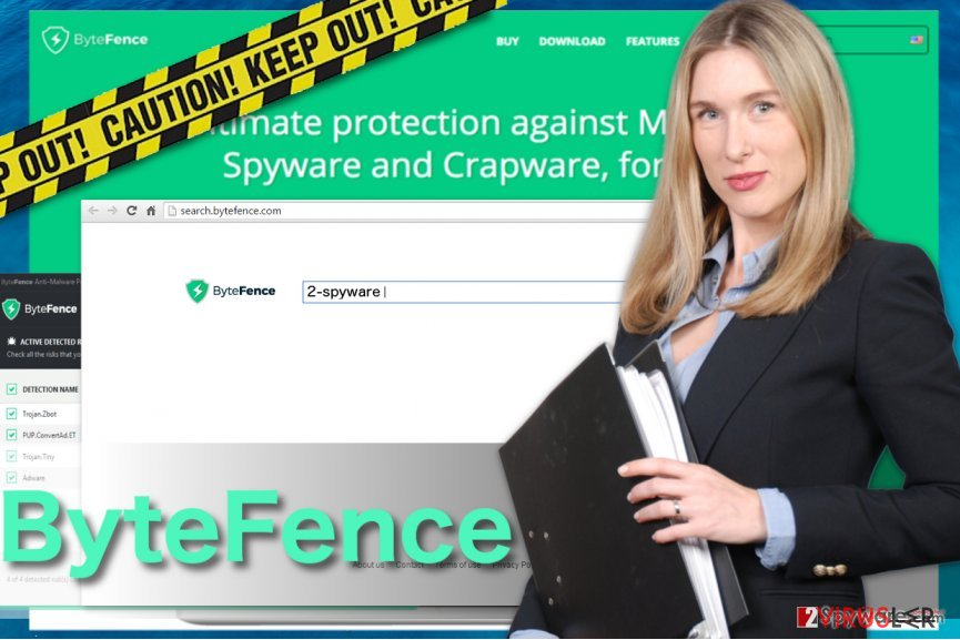 ByteFence resmi