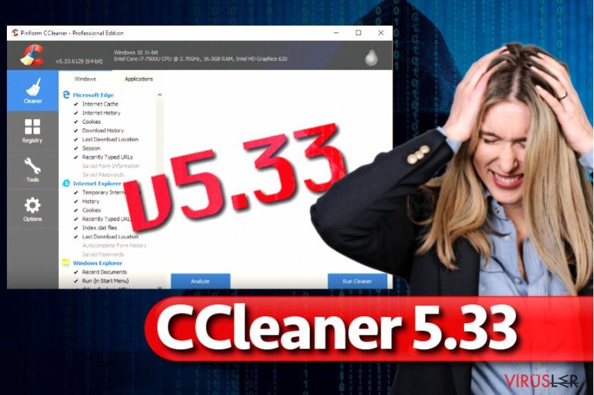 CCleaner kötücül yazılımı