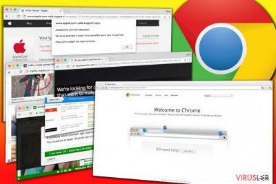 Chrome reklam reklam yazılımı örnekleri
