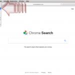 Chromesearch.win virüsü bellek kopyası