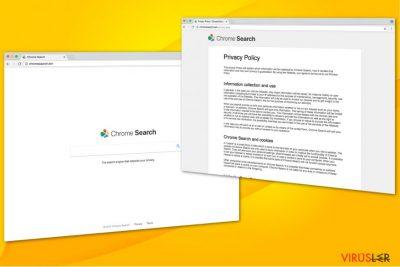 Chromesearch.win virüsü örneği