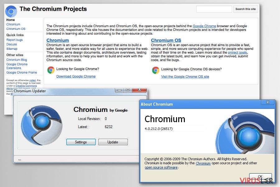 Chromium Projesi