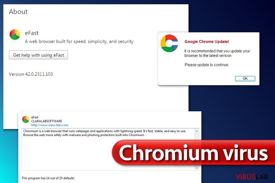 Chromium virüsü