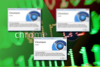 Chromium resmi