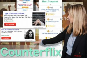 Counterflix reklamları