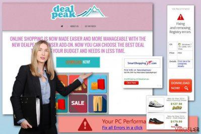 DealPeak reklamları