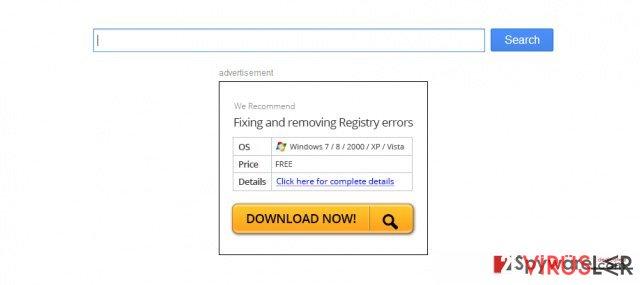 Firefox yönlendirme virüsü