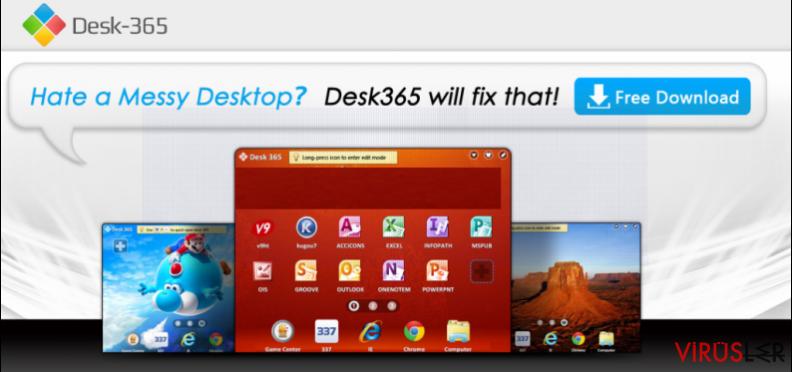 Desk 365 virüsü bellek kopyası