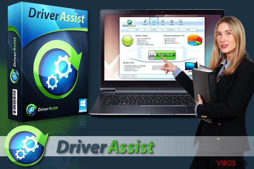 DriverAssist Yazılımı