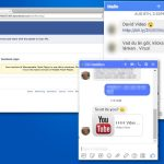 Facebook virus bellek kopyası
