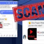 Facebook Message virüsü bellek kopyası