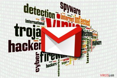 Gmail virüsü