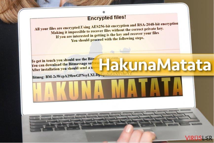HakunaMatata virüsü