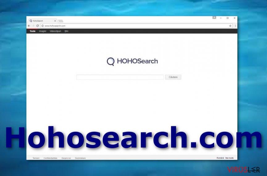 Hohosearch.com programı