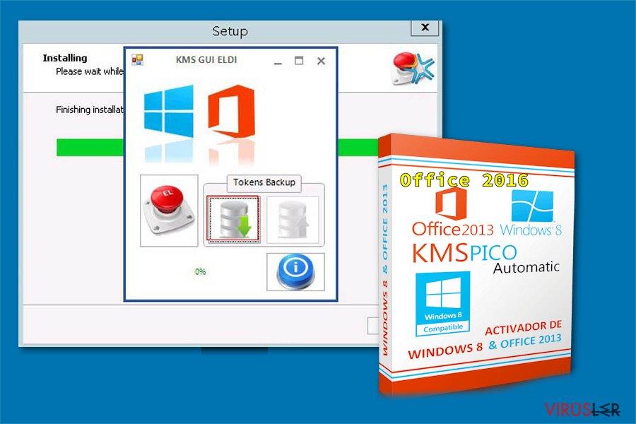 KMSPico virüs aracı