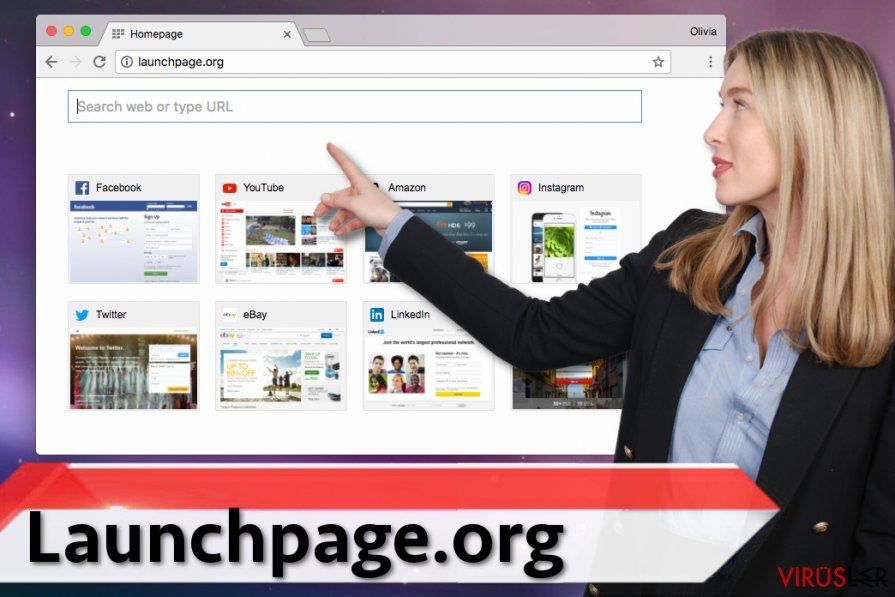 Launchpage.org virüsü