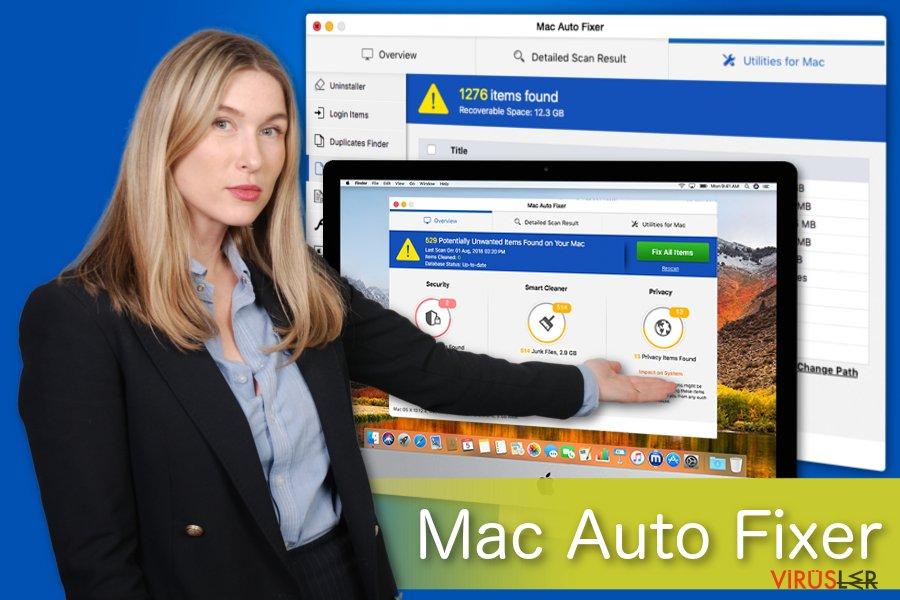 Mac Auto Fixer ilüstrasyonu
