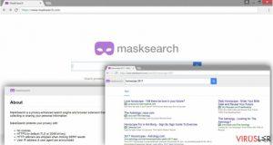 MaskSearch.com virüsü