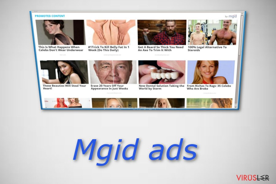 """""""Promoted Content by mgid"""" ads"""