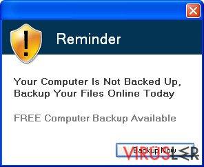 MyPC Backup bellek kopyası