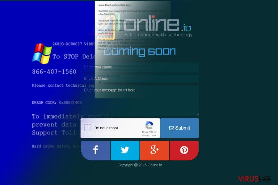 Online.io virüsü