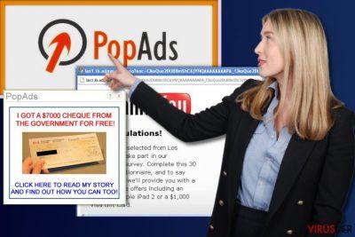 PopAds reklamları