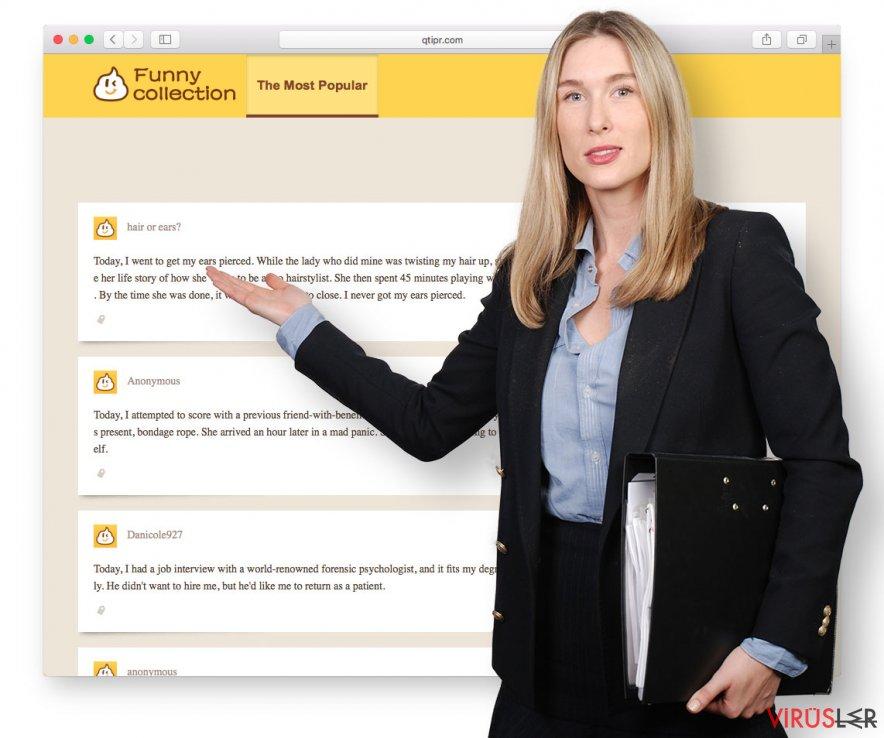 Qtipr.com örneği
