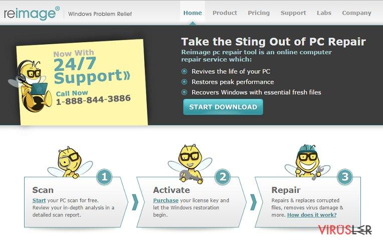 ReimagePlus.com reklamları