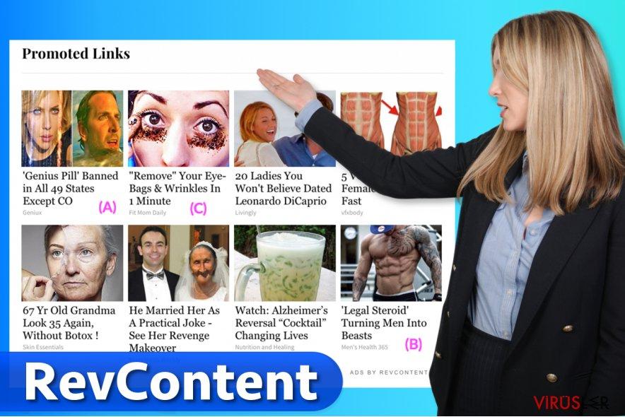 RevContent reklamları