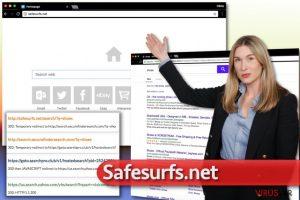 Safesurfs.net virüsü