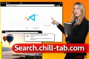 Search.chill-tab.com virüsü