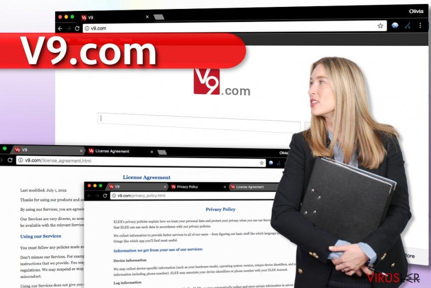 v9.com virüsü