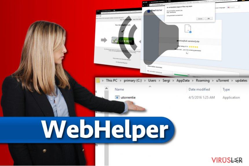 WebHelper virüsü