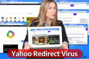 Yahoo Yönlendirme Virüsü